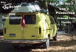 Video Tour Journal 5-1-09