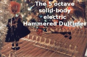 the story of the first solid-body electric hammered dulcimers