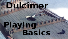 the basics of playing the hammered dulcimer